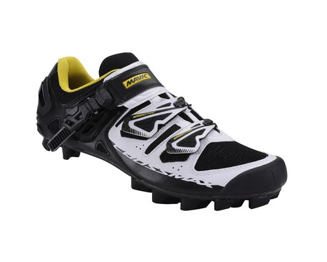Mavic Crossmax SL Pro Carbon MTB Shoes (Black/Yellow)