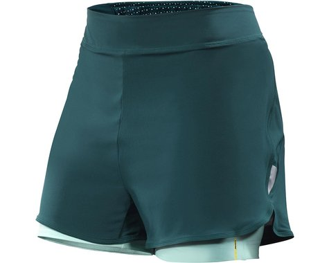 Mavic Echappee Women's Shorts (Fig/Hibiscus)