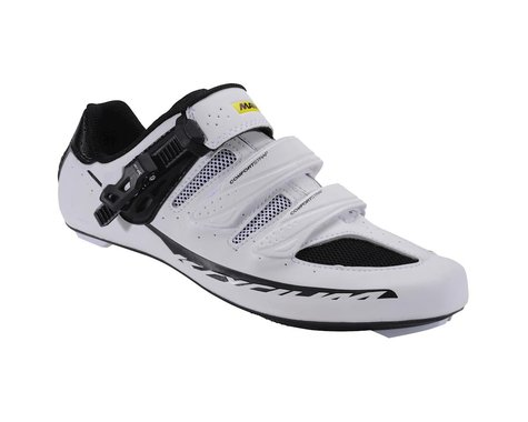 Mavic Ksyrium Elite II Road Shoes (Black/White)