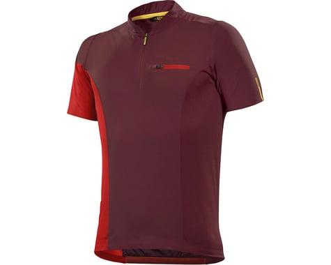 Mavic XA Pro Jersey (Tibetan Red/Fiery Red)