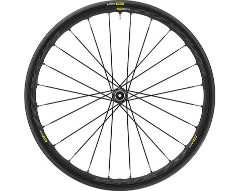 Mavic Ksyrium Elite Disc Road Front Wheel + Yksion Pro 700x25 Tire