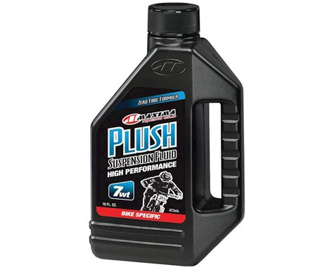 Maxima Plush suspension fluid, 7wt (16oz)