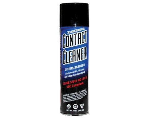 Maxima Citrus Contact Cleaner (13oz)