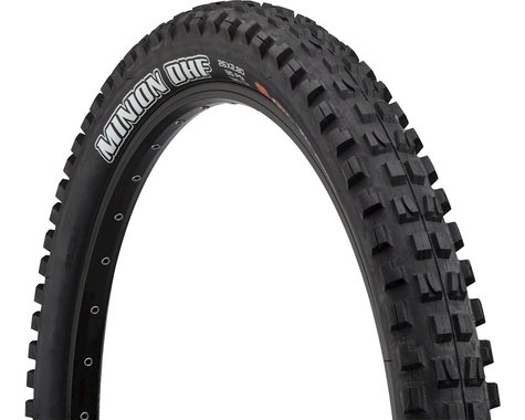 Maxxis Minion DHF Dual Compound Plus Tire (EXO/TR) (26 x 2.80)