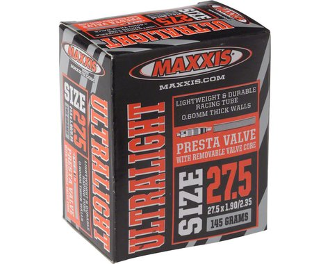 Maxxis Ultralight Tube (27.5 x 1.9-2.35) (Presta Valve)
