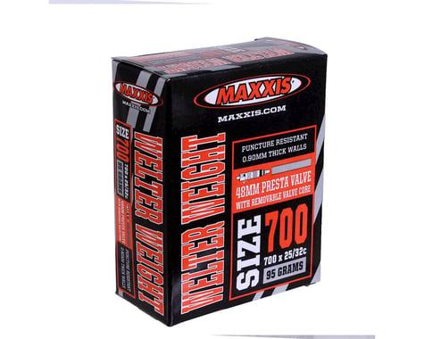 Maxxis Welterweight Tube (700 x 25-32) (Presta Valve) (48mm)