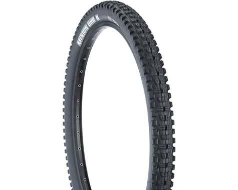 "Maxxis Minion DHR II Tubeless Mountain Tire (Black) (27.5"") (2.4"")"