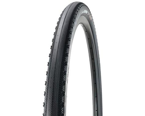 Maxxis Receptor Dual Compound Gravel Tire (Black) (EXO/TR) (650 x 47)