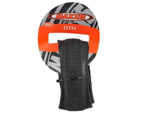 Maxxis DTH Dual Compound BMX Tire (Silkworm)