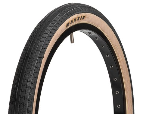 Maxxis Torch Dual Compound Tire (Folding) (Light Tanwall) (20 x 1.95)
