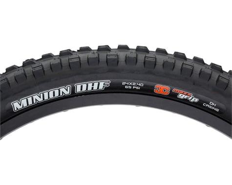 Maxxis Minion DHF MaxxGrip Tire (WT) (3C/DH) (24 x 2.40)