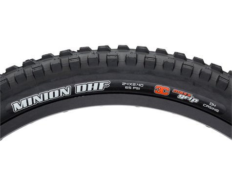 "Maxxis Minion DHF MaxxGrip Tire (WT) (24"") (2.4"")"