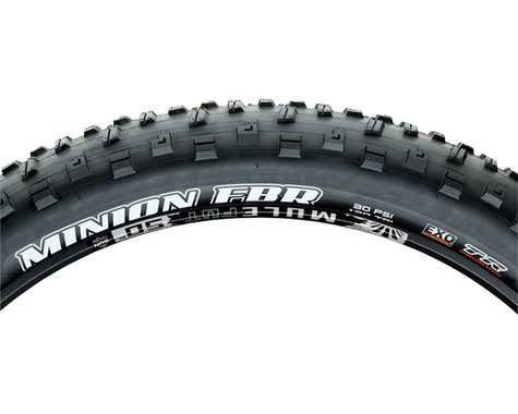 "Maxxis Minion FBR Dual Compound Tire (EXO/TR) (26"") (4.0"")"