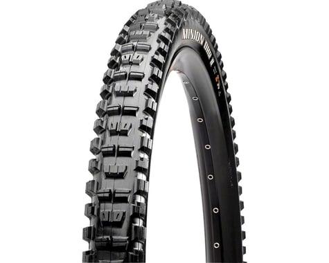 Maxxis Minion DHR II MaxxGrip Tire (WT) (3C/DH) (26 x 2.40)
