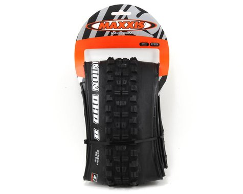 Maxxis Minion DHR II Dual Compound Tire (EXO/TR) (26 x 2.30)