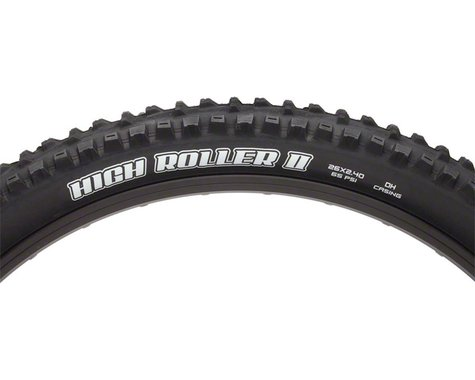 Maxxis High Roller II Single Compound Tire (WT)