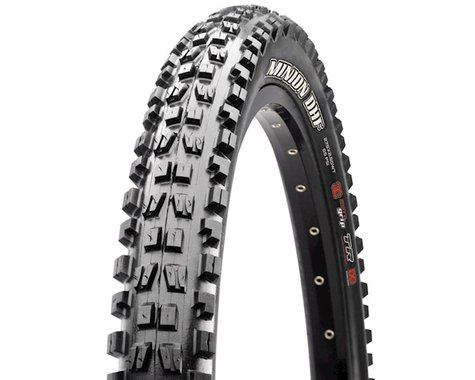 "Maxxis Minion DHF Trail Mountain Tire (Black) (26"") (2.5"")"
