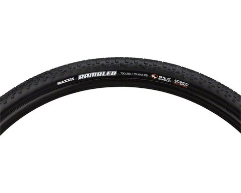 Maxxis Rambler Dual Compound Tire (SilkShield/TR) (27.5 x 1.50)