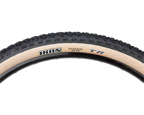 Maxxis Ikon Dual Compound TLR Tire (Folding) (27.5 x 2.2)