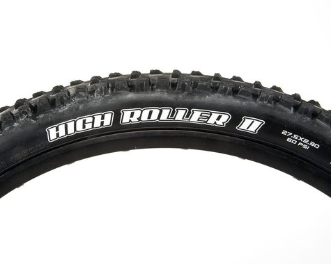 "Maxxis High Roller II Tubeless Mountain Tire (Black) (27.5"") (2.3"")"