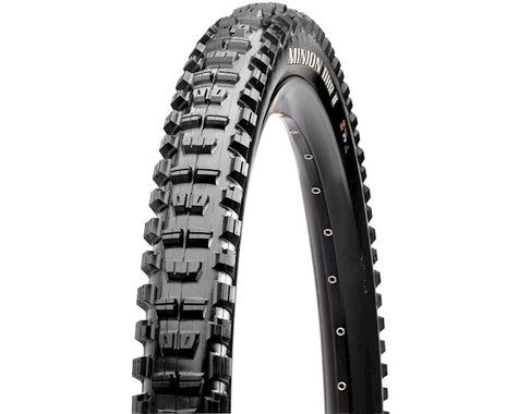 "Maxxis Minion DHR II Tubeless Mountain Tire (Black) (27.5"") (2.3"")"