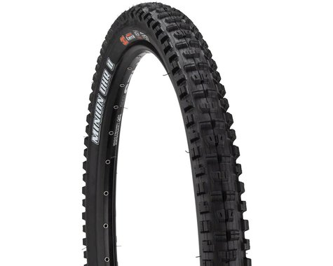 "Maxxis Minion DHR II Tubeless Mountain Tire (Black) (27.5"") (2.4"")"
