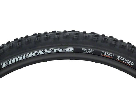 Maxxis Forekaster Dual Compound MTB Tire (EXO/TR) (29 x 2.35)