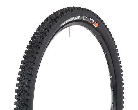 "Maxxis Minion SS Tubeless Mountain Tire (Black) (27.5"") (2.3"")"