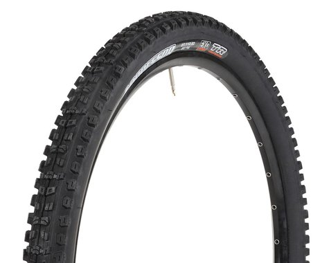 "Maxxis Aggressor Tubeless Mountain Tire (Black) (27.5"") (2.3"")"