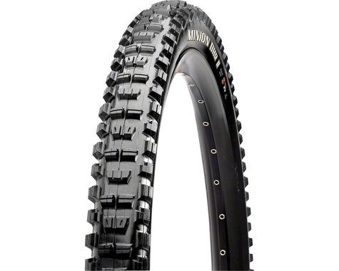 "Maxxis Minion DHR II Mountain Tire (Black) (27.5"") (2.4"")"