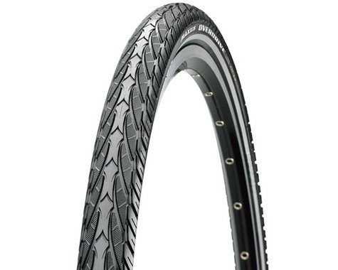 Maxxis Overdrive Single Compound K2 Composite Tire  (Wire Bead) (700 x 38)