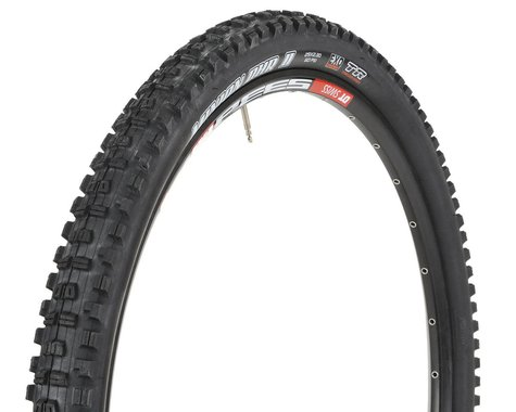 "Maxxis Minion DHR II Tubeless Mountain Tire (Black) (29"") (2.3"")"