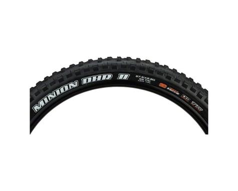 Maxxis Minion DHR II MaxxTerra Plus Tire (3C/EXO/TR) (27.5 x 2.80)