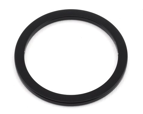"MCS Aluminum Headset Spacer (1-1/8"") (Black) (2mm)"