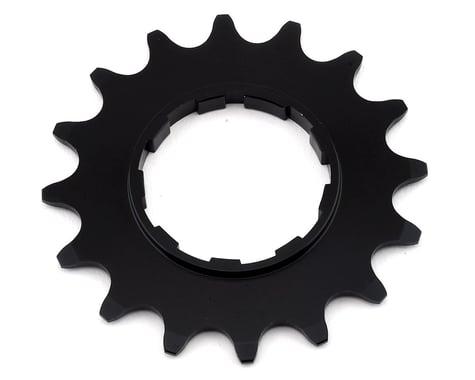 """MCS Aluminum Cog (3/32"""") (Black) (16T)"""