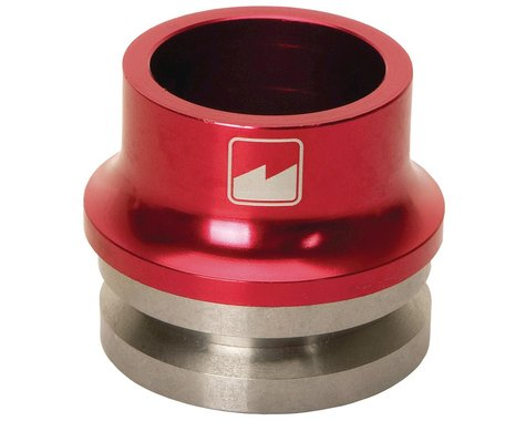 "Merritt High Top Integrated Headset (Red) (1-1/8"")"