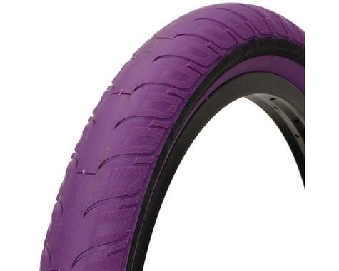 """Merritt Option """"Slidewall"""" Tire (Purple)"""