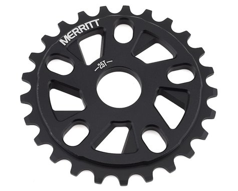 Merritt Ackerman Sprocket (Black) (25T)