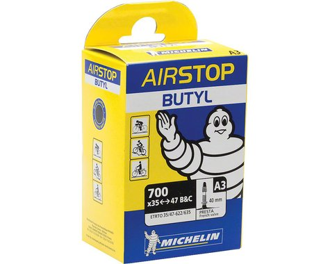 Michelin AirStop Tube (700x35-47mm) (40mm Presta Valve)
