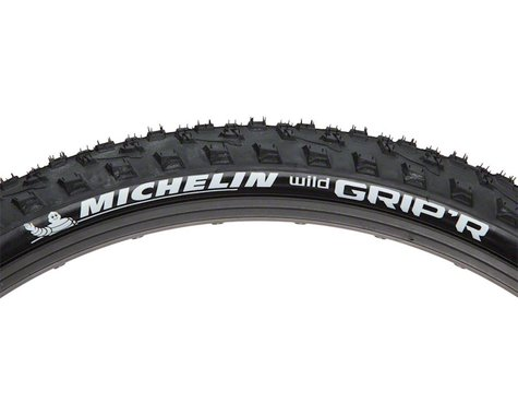 Michelin Wild Grip'r 2 Tire (Black)