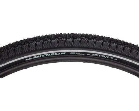 Michelin Star Grip Winter Tire (Black) (700c) (40mm)