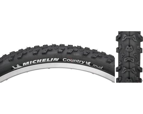 "Michelin Country Mud Mountain Tire (Black) (26"") (2.0"")"