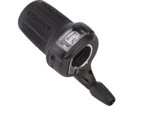 MicroShift DN85-7 7-Speed Twist Shifter for Internally Geared Hubs