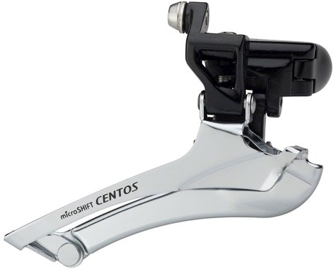 Microshift Centos Front Derailleur (2 x 10 Speed) (28.6/31.8/34.9mm)