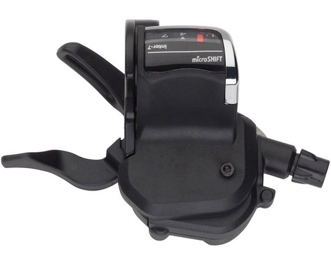 Microshift SL-N757 Trigger Shifter for Internally Geared Hubs (7 Speed)