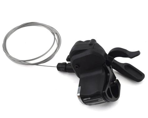 Microshift SL-N758 Trigger Shifter for Internally Geared Hubs (Black)