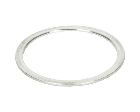 Misc European Bottom Bracket Spacer (Euro) (Silver) (1mm)