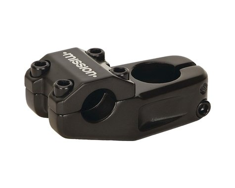 Mission Control Stem (Black) (50mm)