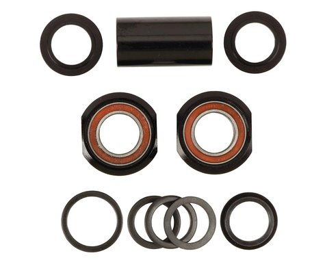 Mission European Bottom Bracket Kit (Black) (19mm)