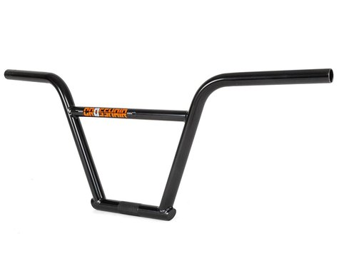 "Mission Crosshair Bars (Black) (9"" Rise)"